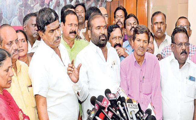 TSRTC Strike: RTC JAC Says Strike Continues - Sakshi