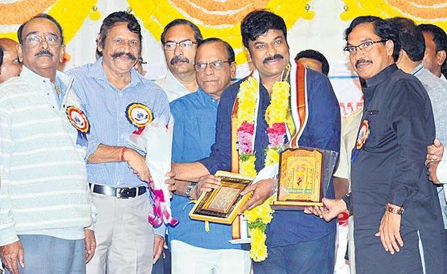 Telugu Cine Writers Association 25 Years Celebrations 2019 - Sakshi