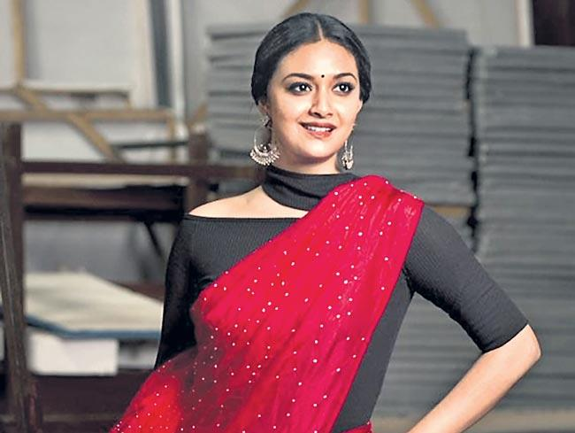 keerthi suresh is penguin movie shooting completed - Sakshi