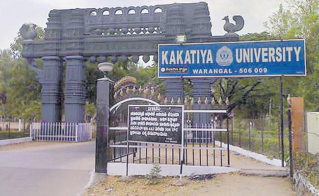 OU Professor Battu Satyanarayana Speaks Over Universities Development - Sakshi