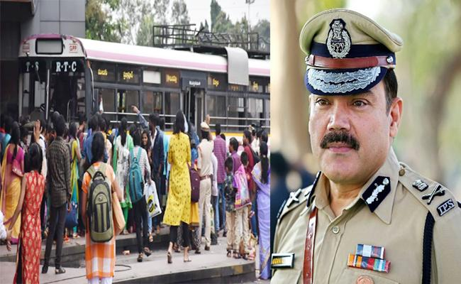 Hyderabad Police Protection to Rejoining RTC Employees - Sakshi