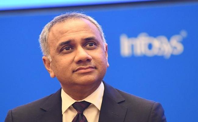 Infosys Says No Evidence On Whistleblower Complaints - Sakshi