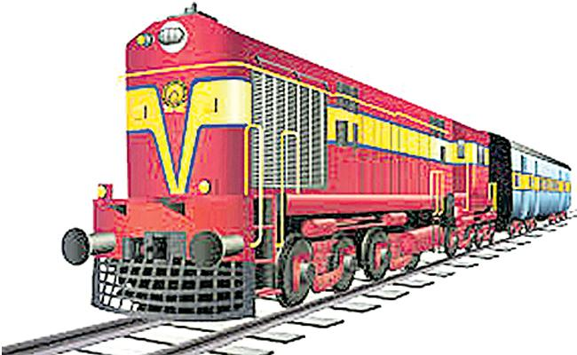 South Indian Railway land Lease to Private Companies - Sakshi