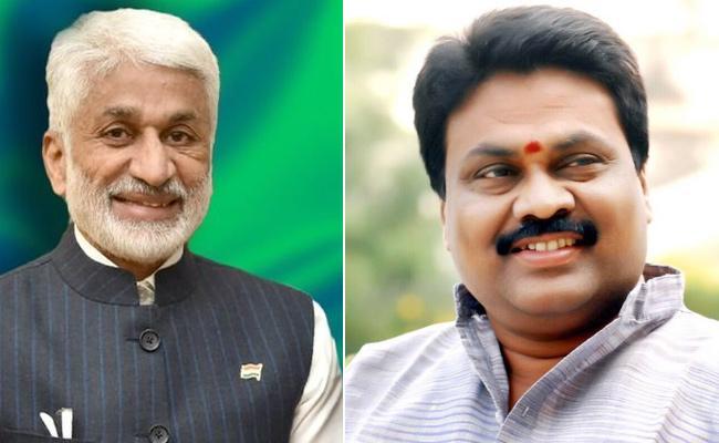 YSRCP MP Vijayasaireddy Criticizes Pawan Kalyan Long March - Sakshi