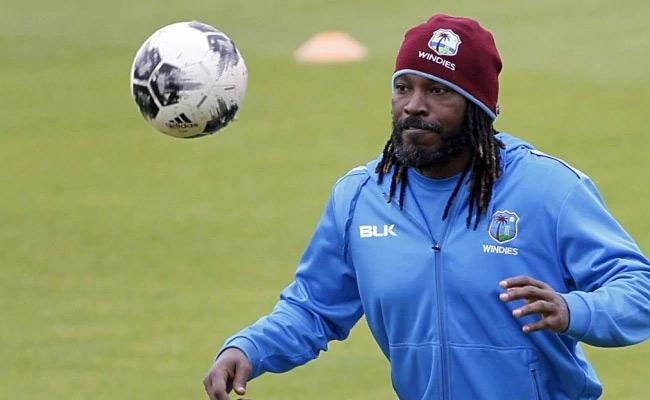 Gayle Lashes Out At Airline For Not Allowing Him - Sakshi