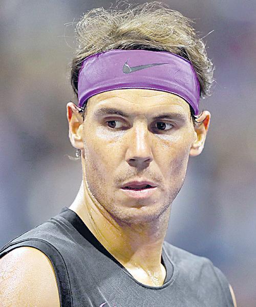 Rafael Nadal Reclaims World Number One Spot - Sakshi