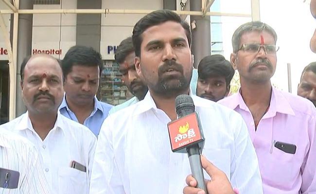 Tahsildar Vijaya Reddy Murder Case EyeWitness Comments - Sakshi