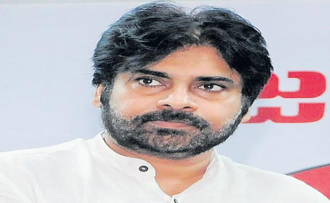 Pawan Kalyan Comments Over Sand Issue - Sakshi