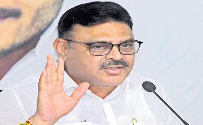 Ambati Rambabu Comments On Pawan Kalyan Over Vizag Long March - Sakshi