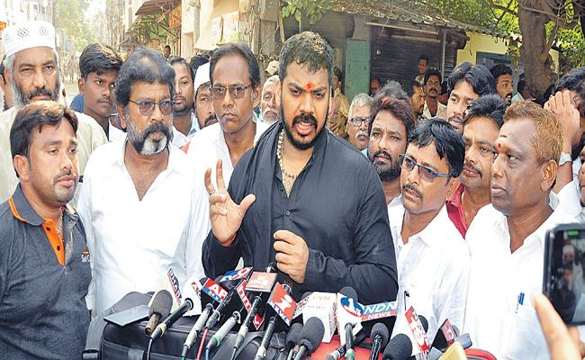 Anilkumar Yadav Comments Over Pawan Kalyan - Sakshi