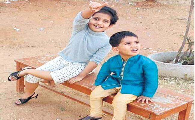 Abdullapurmet Tahsildar Murder Case: Vijaya Reddy Children Shocked - Sakshi