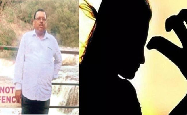 Socity President Arrest in Molestation Case Orissa - Sakshi