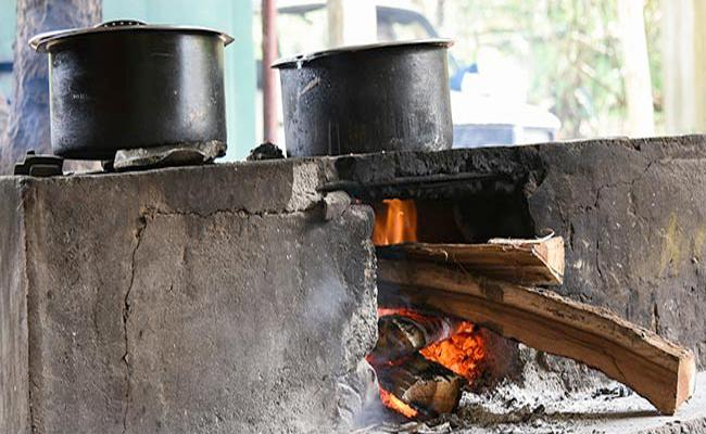 Pollution with Wood burning Stoves - Sakshi