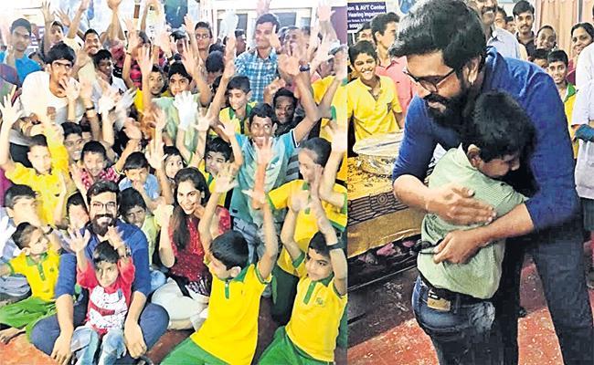 Ashray Akruti School Special Story - Sakshi