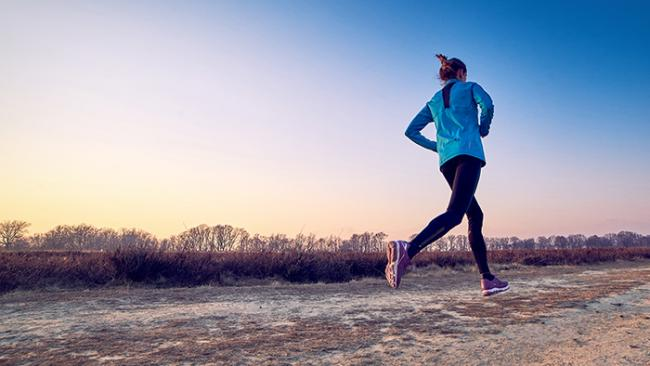 Running Lowers The Risk Of An Early Death - Sakshi