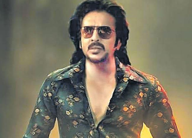 Upendra to shoot for Kabja from November 15 - Sakshi