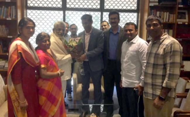 TTD Chairman YV Subba Reddy Visits Australia - Sakshi
