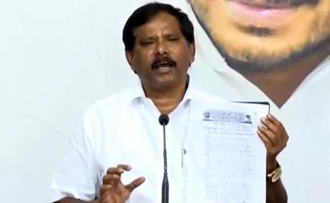 YSRCP Leader Jupudi Prabhakar Critics Chandrababu Naidu - Sakshi