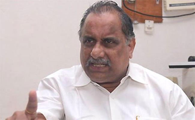 Mudragada Padmanabham Letter To ABN Andhra Jyothi Radha Krishna - Sakshi