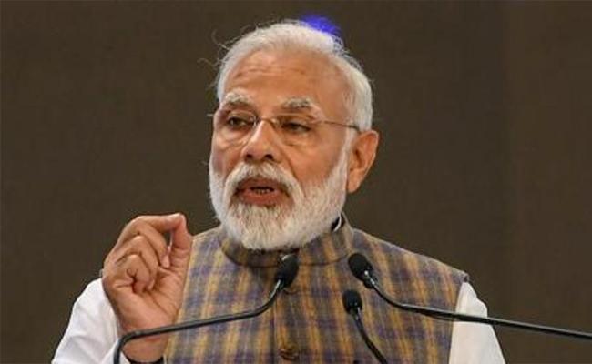 PM Narendra Modi Appreciates On Andhra Pradesh Government - Sakshi