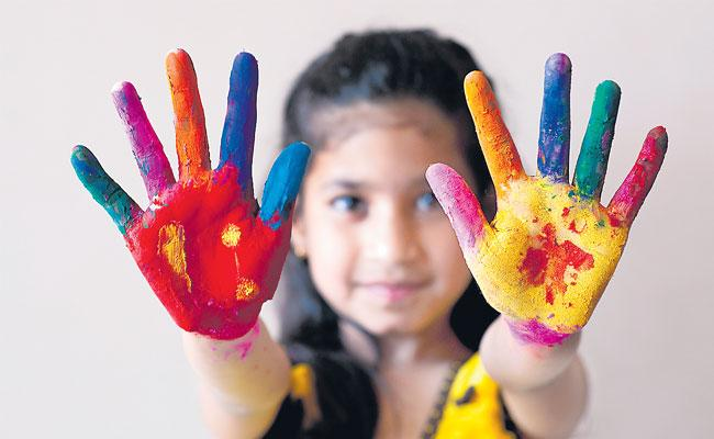 Market Value Of Paints In The Country Is Around Rs 50,000 Crore - Sakshi