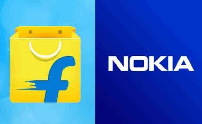 Flipkart to promote Nokia smart TVs in India - Sakshi