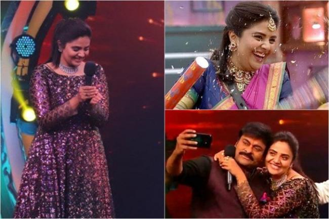 Sreemukhi Received More Money As Remuneration For Bigboss - Sakshi