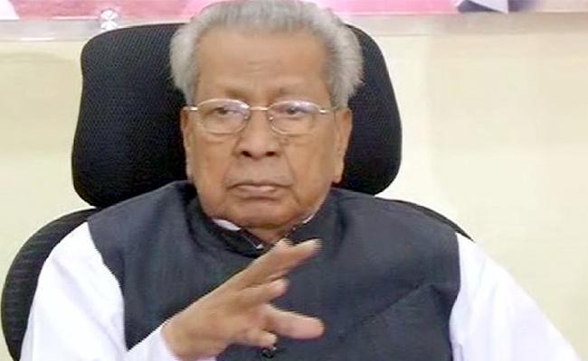 Governor Bishwa Bhushan Harichandan Serious On Sumathi Agency Services - Sakshi