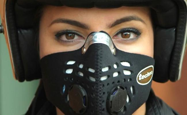 Do Face Masks Reduse Pollution Effect in the Air - Sakshi