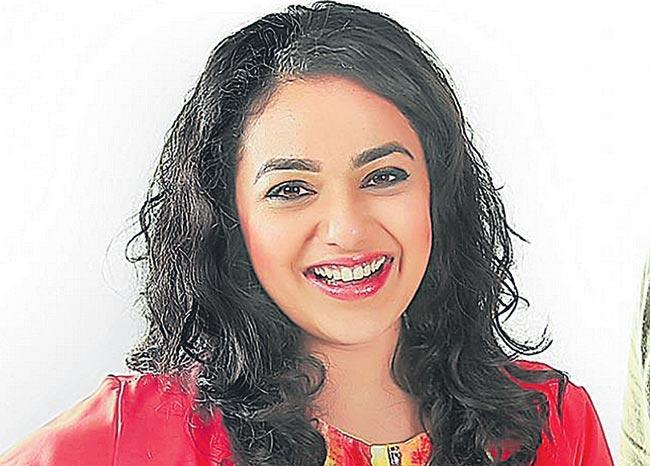 Nithya Menen roped in to dub for Elsa in Frozen 2 Telugu dubbing - Sakshi