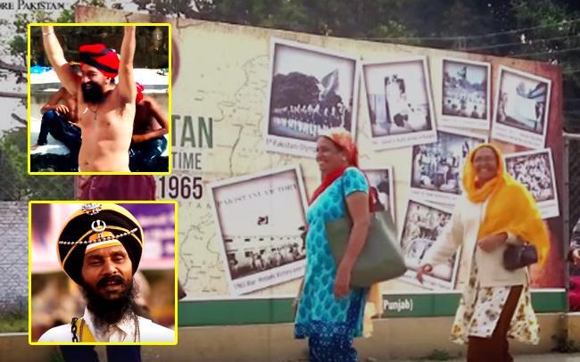 Pakistan Kartarpur Video Shows Killed Khalistani Separatists - Sakshi