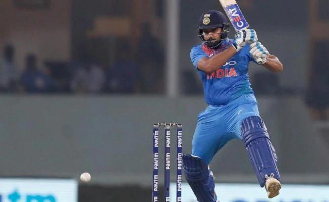 Ind Vs Ban: Rohit Set To Overtake Afridi in Rajkot T20I - Sakshi
