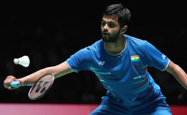 Praneeth Out India's Challenge In Singles Ends - Sakshi