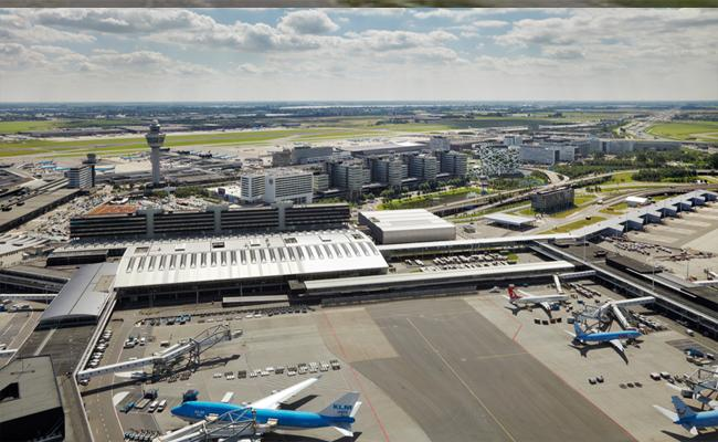 Pilot Accidentally Sets Off Hijack Alarm Triggers Amsterdam Airport Chaos - Sakshi