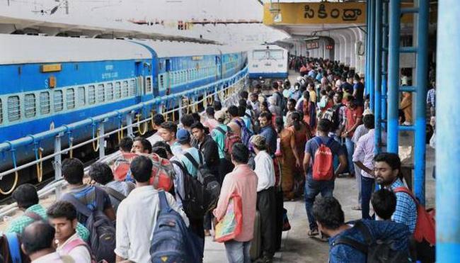 IRCTC to Launch Bharat Darshan Special Tour From Jan 3 - Sakshi
