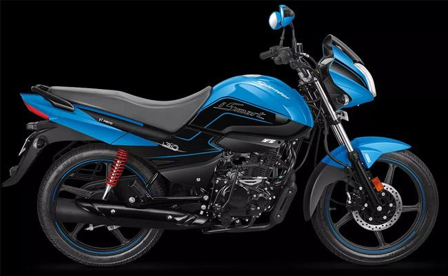 Hero MotoCorp launches India's first BS-VI motorcycle Splendor iSmart at Rs 64900 - Sakshi