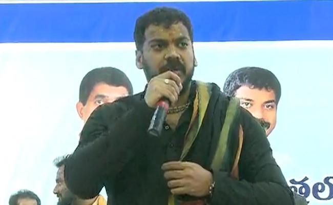 Minister Anil Kumar Yadav Comments On Chandrababu - Sakshi