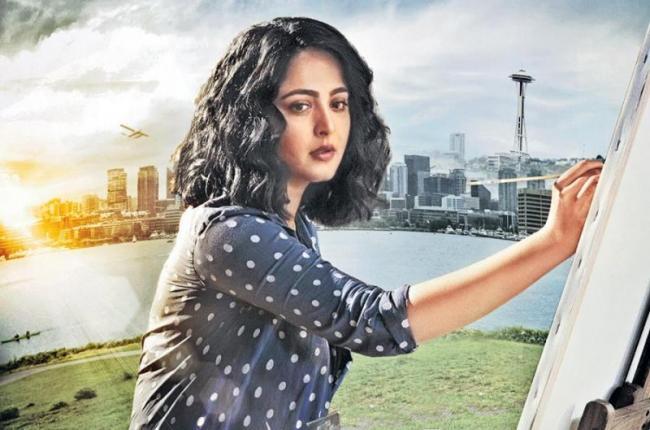 Nishabdham teaser launch by Puri Jagannadh - Sakshi