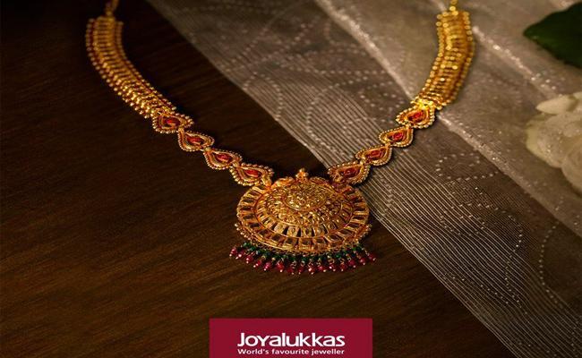 Joyalukkas Double the joy offer in This Festival Season - Sakshi