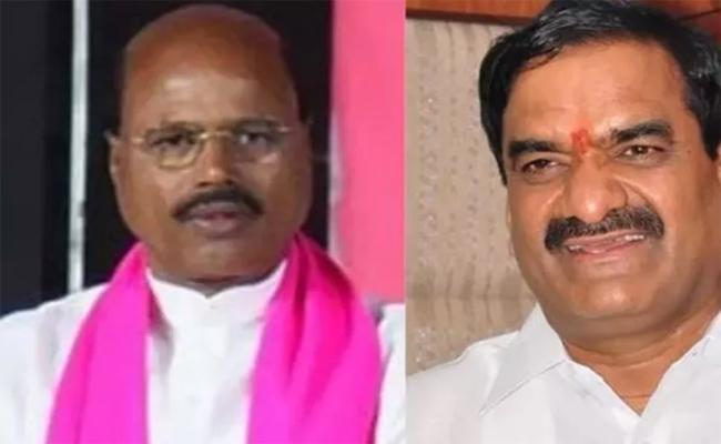 Political Leaders Disputes Regarding Tahsildar Murder In Ranga Reddy - Sakshi