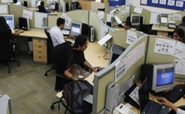 Revenue Employees Has Huge Work Pressure In Karimnagar  - Sakshi