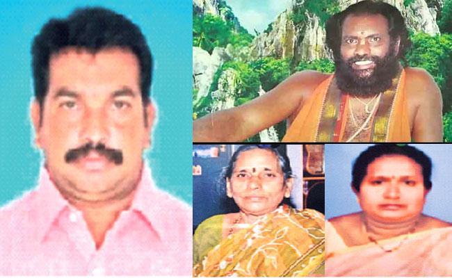Simhadri Killed Three People With Cyanide - Sakshi