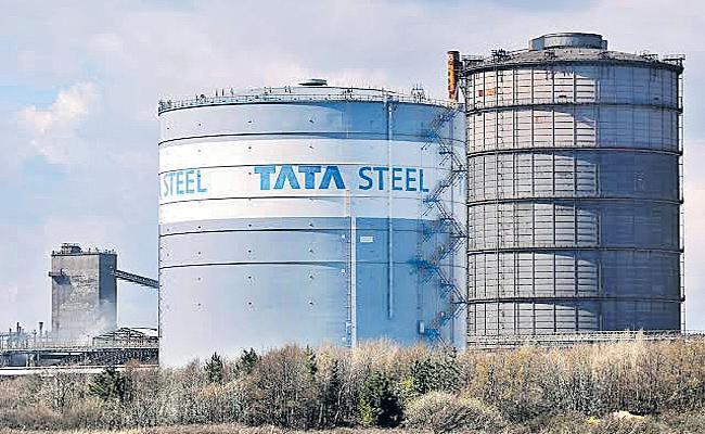 Tata Steel Profits 3302 Crore - Sakshi