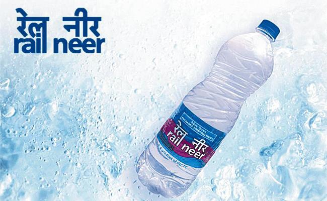 Half Litre Water Bottle Supply in Shatabdi Express - Sakshi