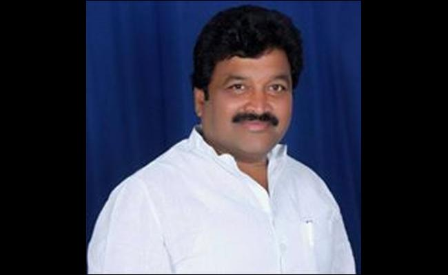 ZPTC Singireddy Harivardhan Reddy Says Nothing To Do With Land Dispute - Sakshi