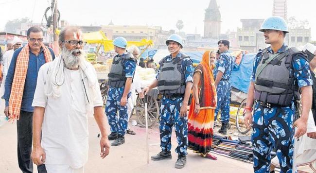 Ayodhya case Verdict Countdown Begins - Sakshi