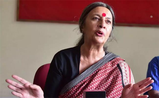 Brinda Karat Slams Modi Govt Over Demonetisation - Sakshi