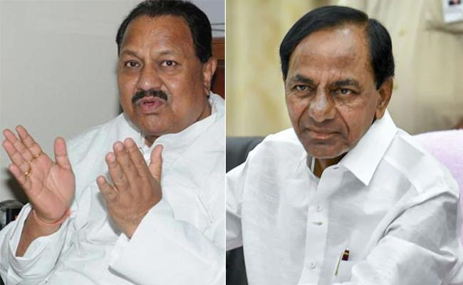 D Srinivas Open Letter To CM KCR - Sakshi