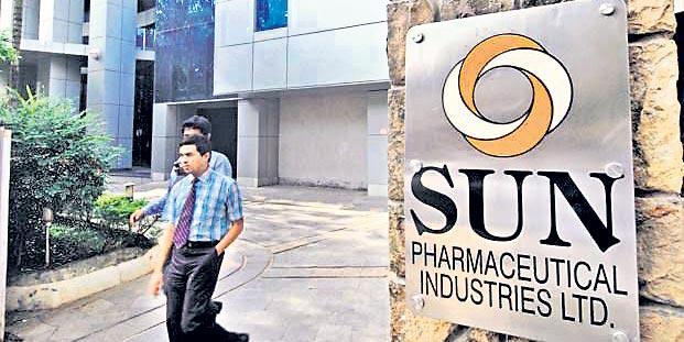 Sun Pharma Q2 net profit at Rs 1,065 crores - Sakshi
