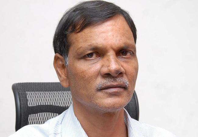 Sreenth Devireddy Appointed as Andhra Pradesh Press Academy Chairman - Sakshi
